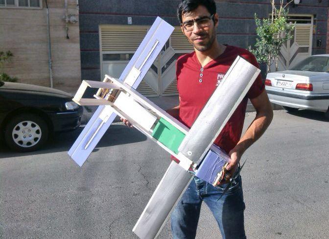مقاله ساخت و پرواز هواپيماي مدل راديو کنترل